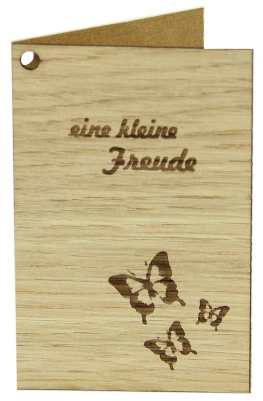 Geschenkanhänger Kleine Freude 04